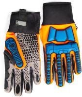 Перчатки защитные КВТ C-37 / 78457 (L) -