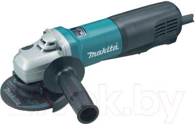 Профессиональная угловая шлифмашина Makita 9565PZ