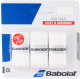 Грип для большого тенниса Babolat Pro Tour / 653037-101 (3шт, белый) -