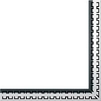Решетка для трапа TECE Drainline Royal 611040 -