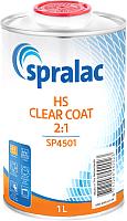Лак автомобильный Spralac HS Clear Coat 2:1 / 6103.4501.L01.04 (1л) -
