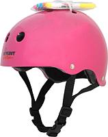Защитный шлем Wipeout Neon Pink с фломастерами (L, розовый) -