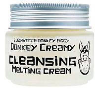 Гидрофильное масло Elizavecca Donkey Creamy Cleansing Melting Cream (100мл) -