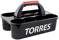 Контейнер для бутылок Torres SS1030 (черный/белый/красный) -