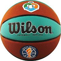 Баскетбольный мяч Wilson VTB Replica ASG ECO / WTB1534XBVTB (размер 7) -