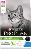 Корм для кошек Pro Plan Sterilised с кроликом (3кг) -