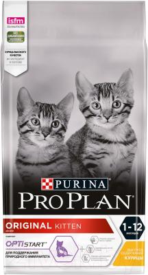Корм для кошек Pro Plan Junior с курицей (1.5кг)