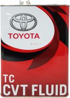 Трансмиссионное масло TOYOTA CVT Fluid TC / 0888602105 (4л) -