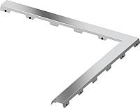 Решетка для трапа TECE Drainline steel II / 611082 -