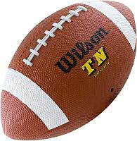 Мяч для американского футбола Wilson TN Official Ball / WTF1509XB -