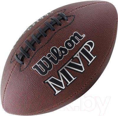 Мяч для американского футбола Wilson NFL MVP Official / WTF1411XB