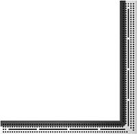 Решетка для трапа TECE Drainline royal 611550 -