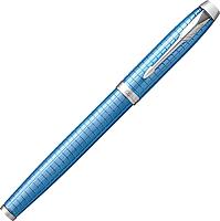 Ручка перьевая имиджевая Parker IM Premium Blue CT 1931688 -