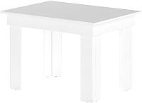 Обеденный стол Славянская столица Д-С01 (белый) -