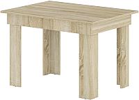 Обеденный стол Славянская столица Д-С01 (дуб сонома) -