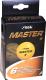 Мячи для настольного тенниса STIGA Master ABS (6шт, оранжевый) -