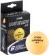 Мячи для настольного тенниса STIGA Winner ABS (6шт, оранжевый) -