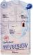Маска для лица тканевая Elizavecca Anti Aging EGF Aqua Mask Pack 3-х шаговая (25г) -