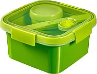 Набор для ланча Curver Go Lunch 00950-Y32-00 / 232572 (зеленый) -