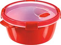 Контейнер Curver Steamer 00943-472-00 / 232576 (красный) -