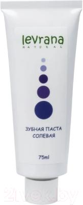 Зубная паста Levrana Солевая паста зубная levrana противокариесная 72 мл
