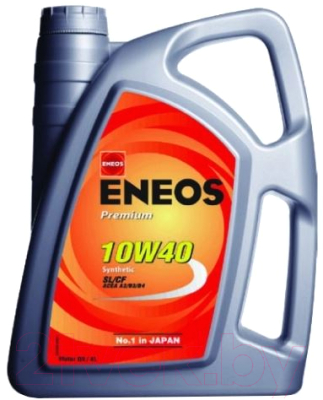 Моторное масло Eneos Premium 10W40