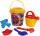 Набор игрушек для песочницы Полесье Человек-Паук №12 / 65858 -