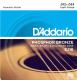 Струны для акустической гитары D'Addario EJ16 -