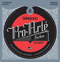 Струны для акустической гитары D'Addario EJ45FF -