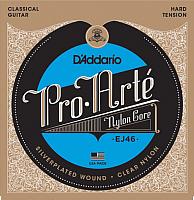 Струны для классической гитары D'Addario EJ46 -