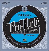 Струны для классической гитары D'Addario EJ46TT -