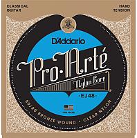 Струны для классической гитары D'Addario EJ48 -
