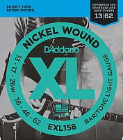 Струны для электрогитары D'Addario EXL158 -