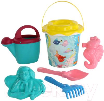 Набор игрушек для песочницы Полесье Русалочка №4 / 65957
