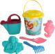 Набор игрушек для песочницы Полесье Русалочка №4 / 65957 -