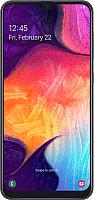 Смартфон Samsung Galaxy A50 64GB (2019) / SM-A505FZKUSER (черный) -