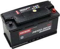 Автомобильный аккумулятор Patron Plus PB100-880R (100 А/ч) -