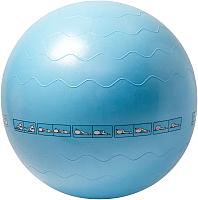 Фитбол гладкий Sundays Fitness IRBL17106-65 (голубой) -