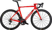 Велосипед Wilier 110Air Ultegra Di2 Ksyrium Pro / W704Udi2Red (XL, красный/белый) -