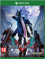Игра для игровой консоли Microsoft Xbox One Devil May Cry 5 -