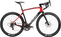 Велосипед Wilier 110NDR Disc Dura Ace Di2 Ksyrium Pro Disc / E909DUDI2BLACKRED (XS, черный/красный) -