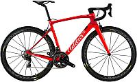 Велосипед Wilier 110NDR Disc Ultegra Di2 Cosmic Elite / E906DUDI2RED (M, красный) -