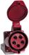 Розетка кабельная КС 115 16А YHT 84504 -