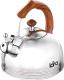Чайник со свистком Lara LR00-18 -