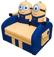 Кресло-кровать М-Стиль Малыши -
