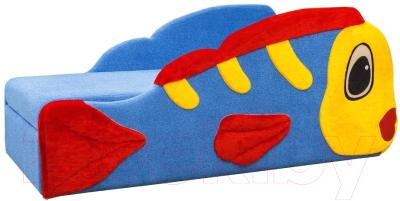 Кровать-тахта детская М-Стиль Немо (правая)
