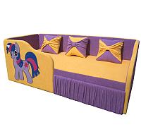Кровать-тахта М-Стиль Рио (левая) -