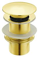 Выпуск (донный клапан) Melana MLN-TB51-1 (золотой) -