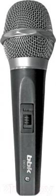 Микрофон BBK CM 124 (Dark Gray) - общий вид
