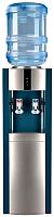 Кулер для воды Ecotronic V21-LE со шкафчиком (морская волна/серебристый) -